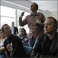 Me at OpenTech